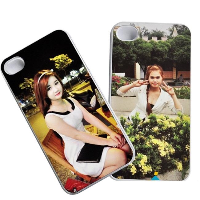 In hình ốp lưng điện thoại là một trào lưu phổ biến gần đây với rất nhiều mẫu in độc đáo và ấn tượng