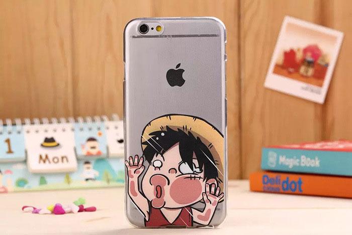 In hình lên ốp lưng Iphone 6 giá rẽ