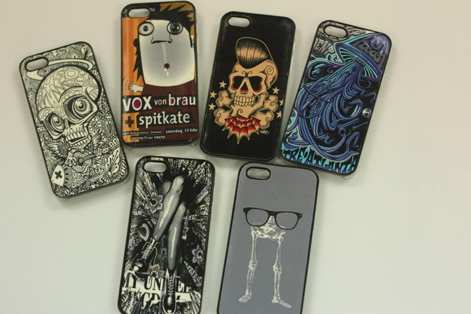 In hình ốp lưng Iphone 5 chất lượng cao